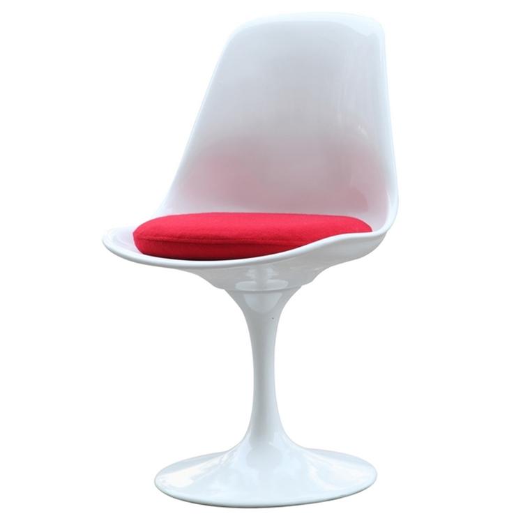 Enjoyable Eero Saarinen Tulip Chair No Arms Reproduction Andrewgaddart Wooden Chair Designs For Living Room Andrewgaddartcom