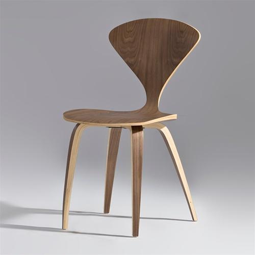 Normen Chair Modern Wooden Side Chair