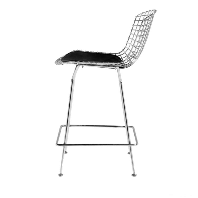 Outstanding Bertoia Bar Stool Counter Height Reproduction Beatyapartments Chair Design Images Beatyapartmentscom