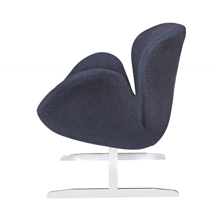 Pleasing Arne Jacobsen Swan Sofa Black Wool Reproduction Ncnpc Chair Design For Home Ncnpcorg