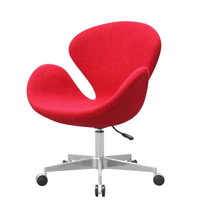 Sensational Arne Jacobsen Swan Chair Adjustable Office Chair Casters Reproduction Evergreenethics Interior Chair Design Evergreenethicsorg